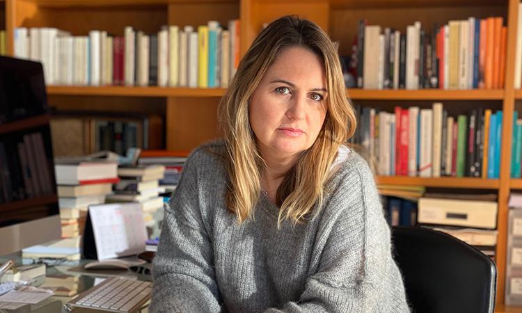 """Mònica Planas: """"Que la crítica vingui d'una dona és mal rebut en determinats sectors"""""""