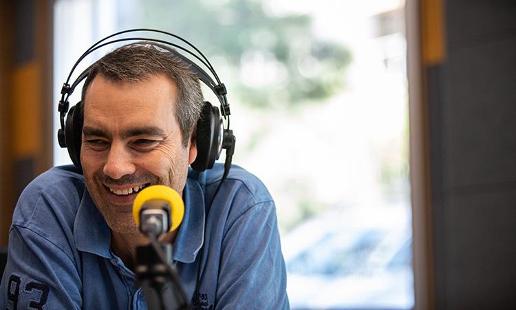 """Òscar Fernández: """"Seria un error emmirallar-nos en RAC1"""""""