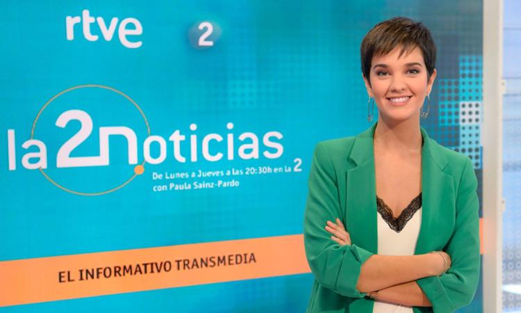 TVE aparca 'La 2 noticias' fins al 2021