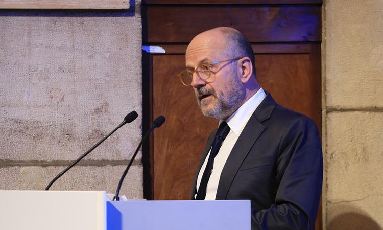 """Ramon Besa: """"El periodisme està perdent l'efecte vocacional"""""""