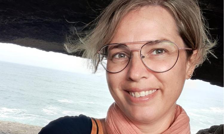 Sabrina Vidal guanya el 3r Premi de Periodisme #InfermeriaVisible