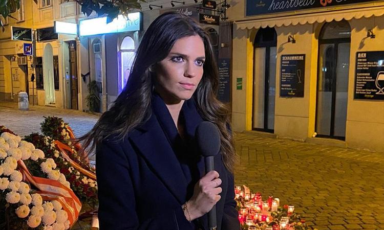 """Sara Canals: """"La vella figura del corresponsal a l'estranger està canviant"""""""