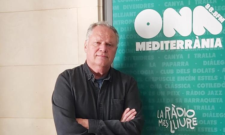 """Toni Rotget: """"Ona Mediterrània és l'alternativa a l'oferta tradicional de les emissores estatals a les Balears"""""""