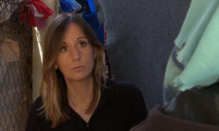 """Txell Feixas: """"Continuo explicant històries de dones valentes en les cròniques"""""""