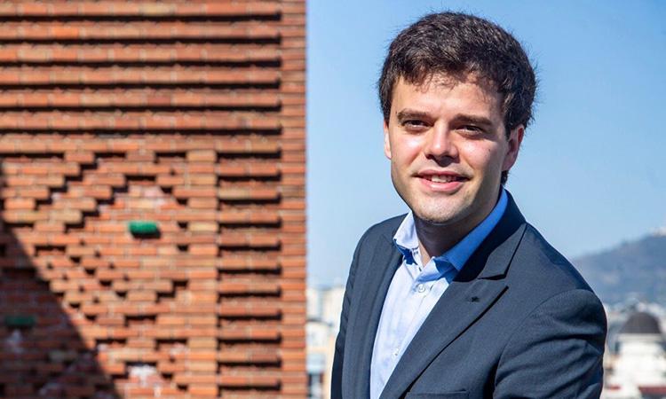 """Víctor Costa: """"A VIA Empresa fem pedagogia de l'economia"""""""