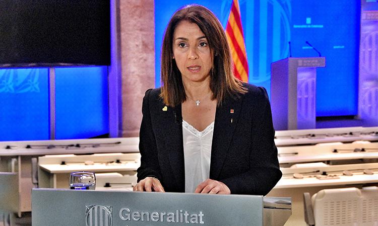 La Generalitat accelerarà els pagaments de subvencions i campanyes als mitjans