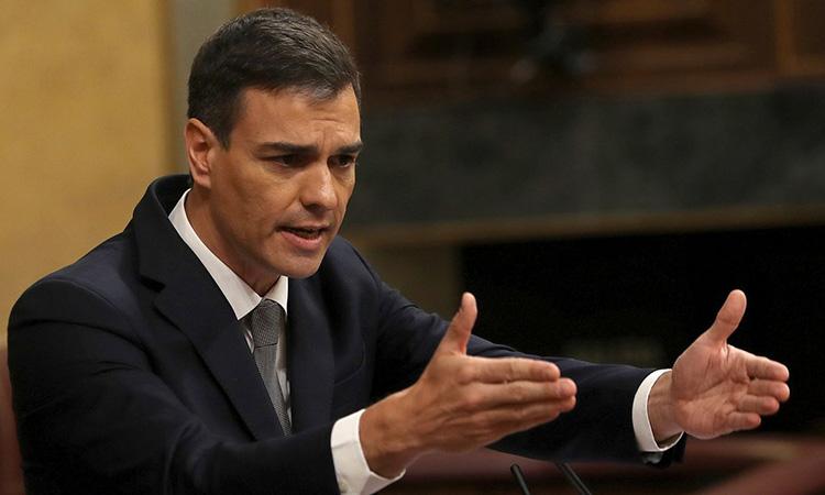 La JEC multa Pedro Sánchez amb 500 euros per una entrevista a laSexta en precampanya