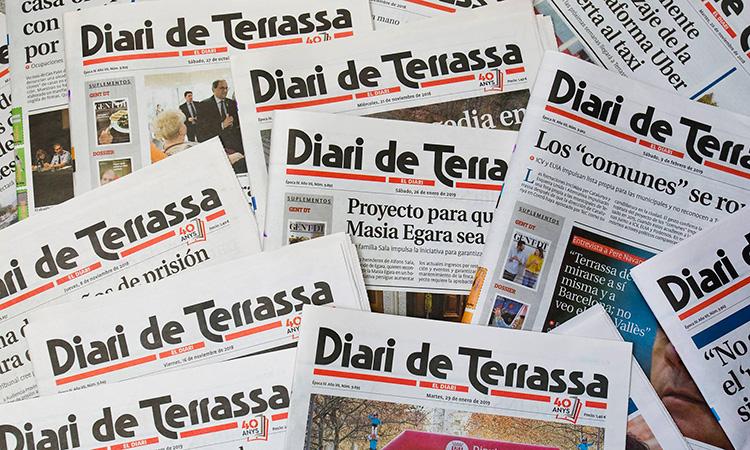 El Diari de Terrassa entra en concurs de creditors amb ofertes de compra