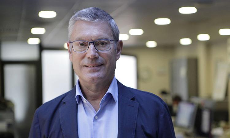 """Ramon Grau: """"Els editors som perseverants, un pèl inconscients i amb una gran vocació per l'ofici"""""""