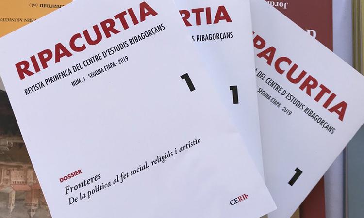 El Centre d'Estudis Ribagorçans recupera la revista Ripacurtia