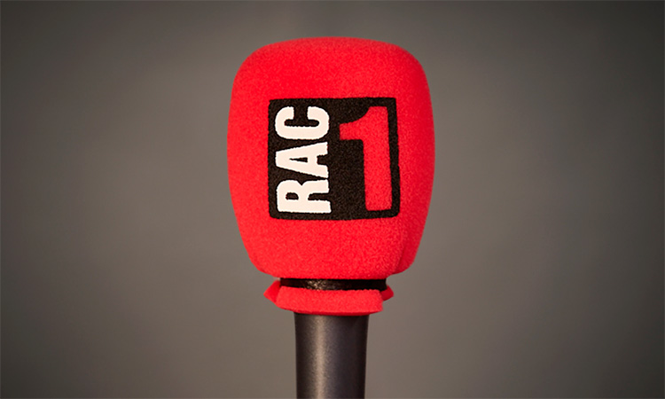 RAC1 torna a superar els 900.000 oients a l'EGM