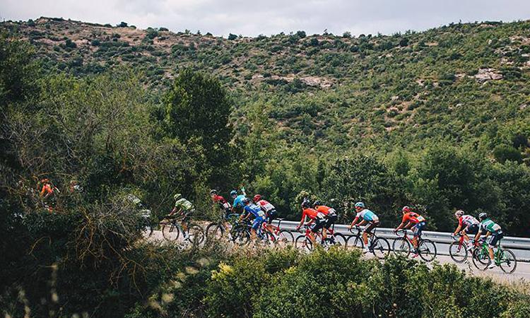 L'impacte mediàtic de La Vuelta arriba als 117 milions d'euros
