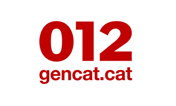 La Generalitat licita la realització de microespais informatius sobre el 012