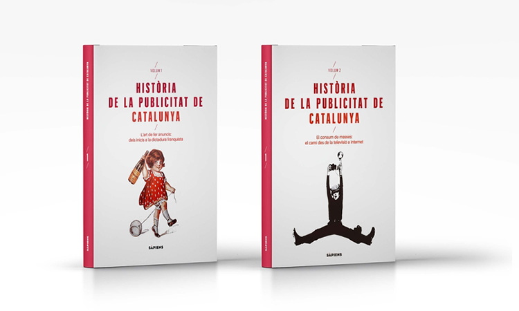 Sàpiens publica 'Història de la publicitat de Catalunya'