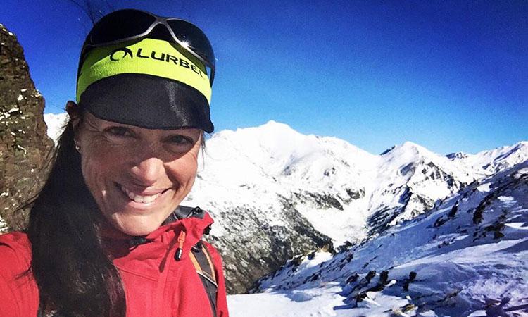 """Diana Martín: """"Treballar sobre neu implica riscos"""""""