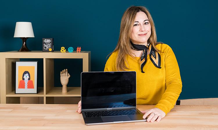 """Núria Mañé: """"Les xarxes socials han canviat l'hàbit de consum d'informació de la societat"""""""