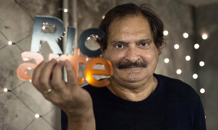 Richard Wakefield rep el Premi de Creativitat José María Ricarte