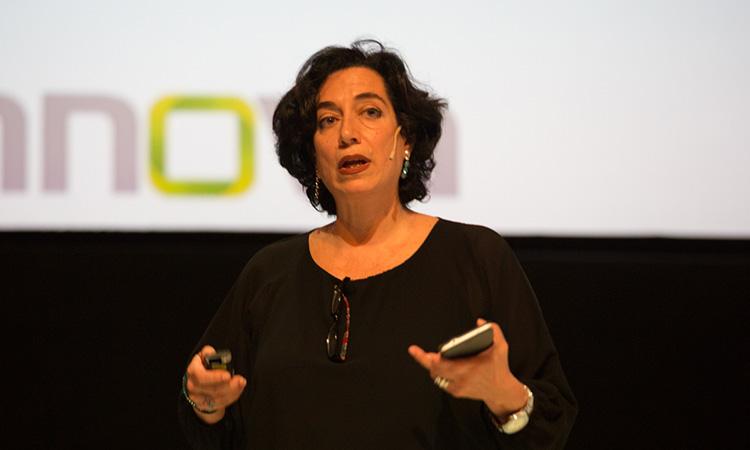Elia Méndez, nova directora general de la FEDE