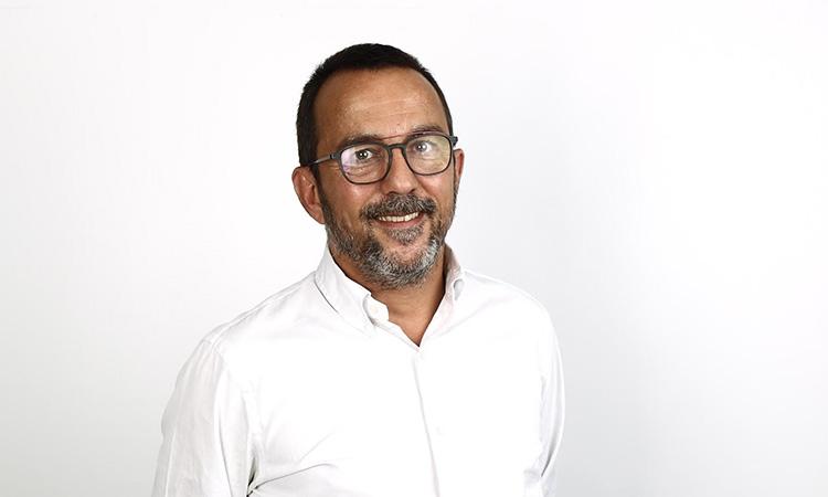 """Joan Alegre: """"A Catalunya li manca un pla per a la indústria de la comunicació i la publicitat. Si no, es pot convertir en València"""""""