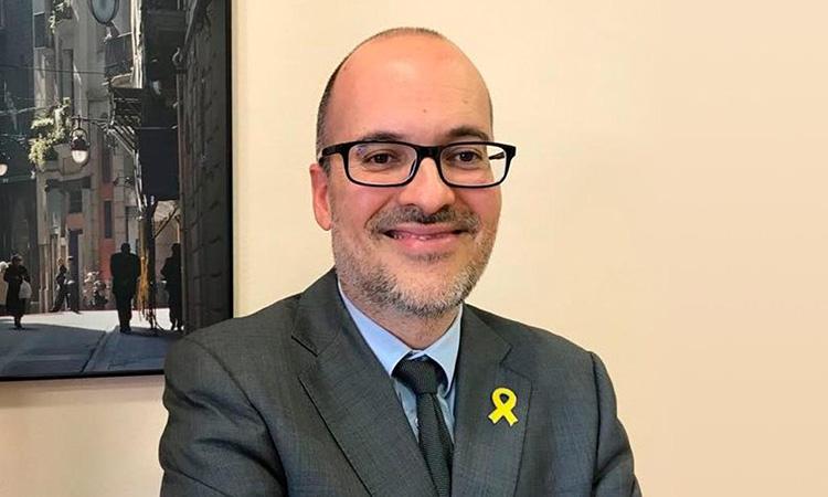 Joan Domènec Abad, nou director del DOGC