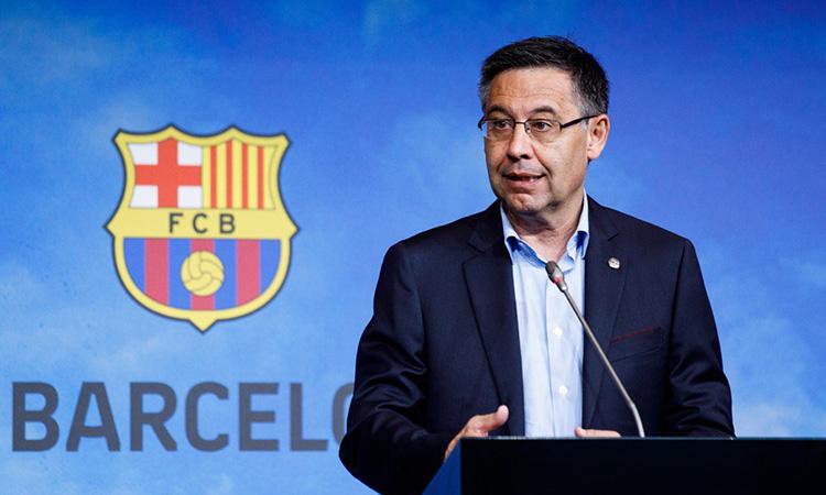 El 'BarçaGate' fa aflorar una llista negra de periodistes crítics amb Bartomeu