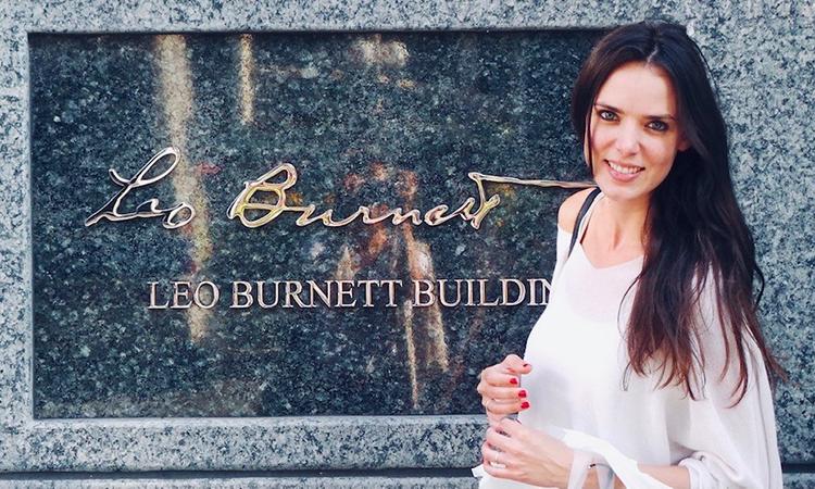 Maria Bonet, de model i actriu a publicista als Estats Units