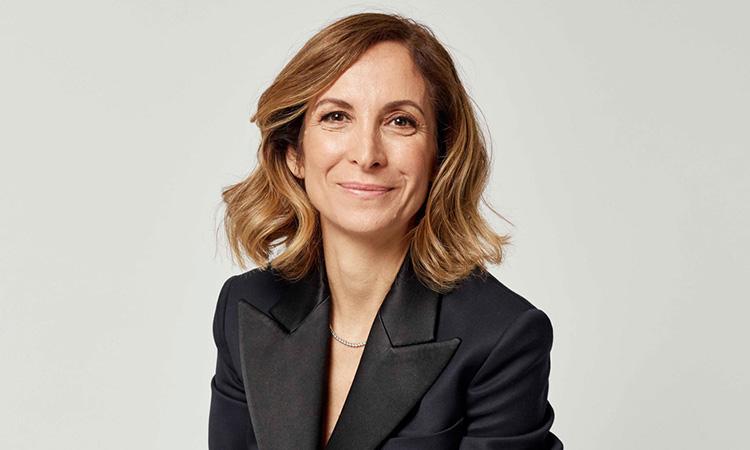 Natalia Gamero, nova directora general de Condé Nast a Europa