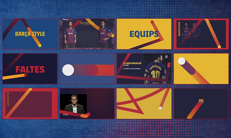 El Barça guanya un dels guardons del Promax Europe 2020