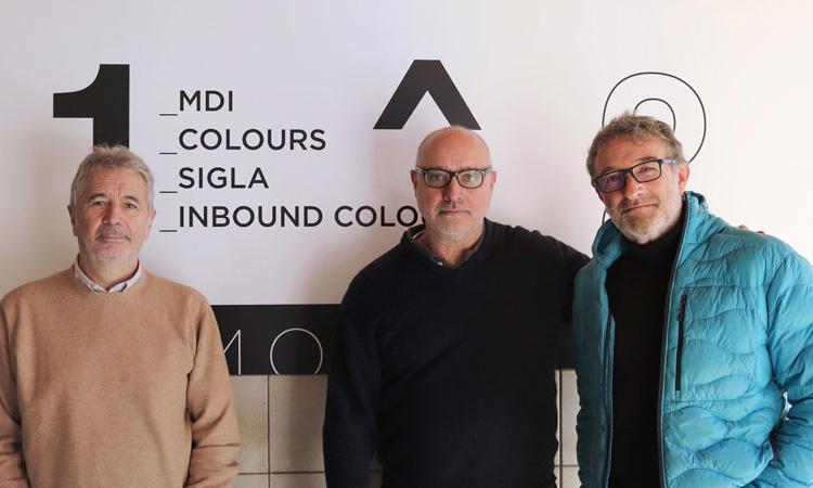 The Colours Box, MD'I i Sigla creen l'agència de màrqueting Inbound Colours