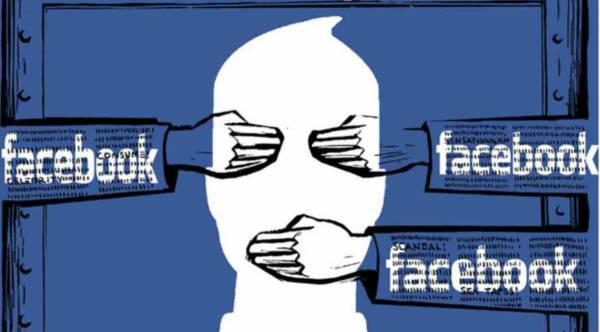 Facebook censura una entrevista de VilaWeb al periodista Per Nyholm