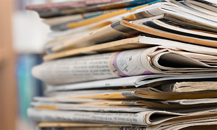 El Govern balear explicita que es pot llegir premsa en establiments