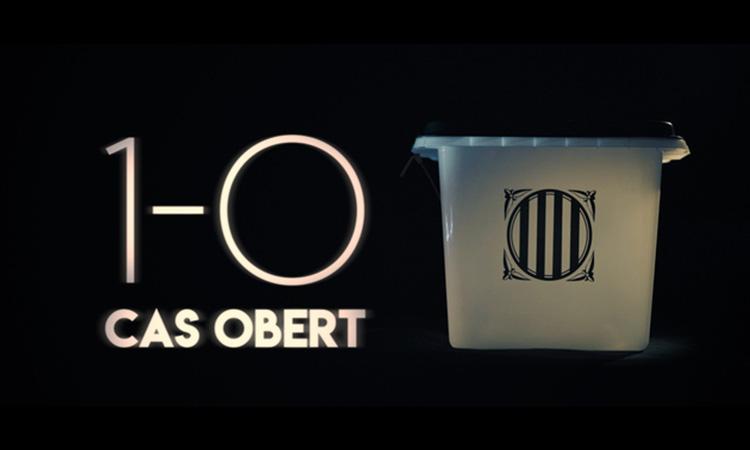 TV3 estrena el documental d'investigació '1-O, cas obert'