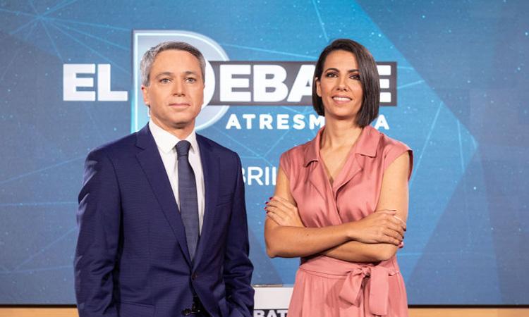 Atresmedia recorre la suspensió del debat a cinc del 28-A per la participació de Vox