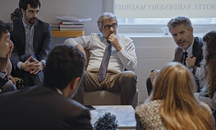 """Lluís Arcarazo: """"'El judici' és un documental que defensa drets democràtics i té una visió crítica de la justícia"""""""