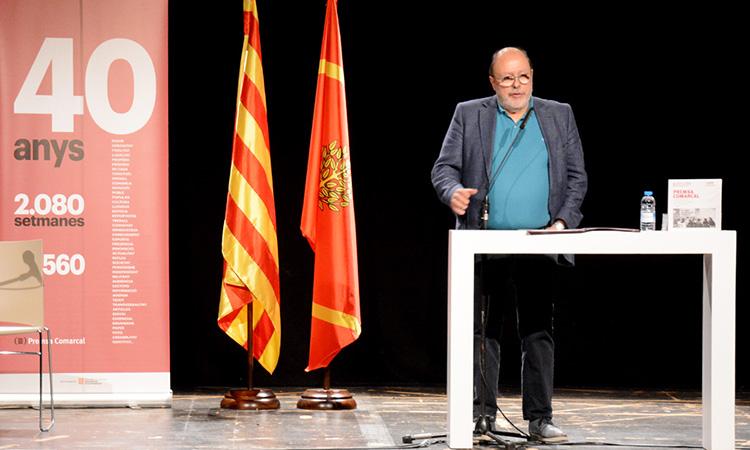 La premsa comarcal es reivindica a les Garrigues