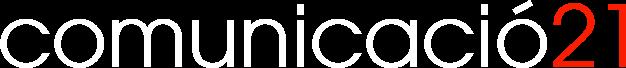 comunicació21 Logo