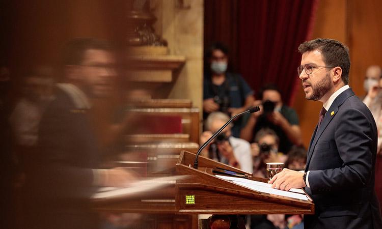 """Aragonès es compromet a """"consolidar i estabilitzar"""" l'ACN"""