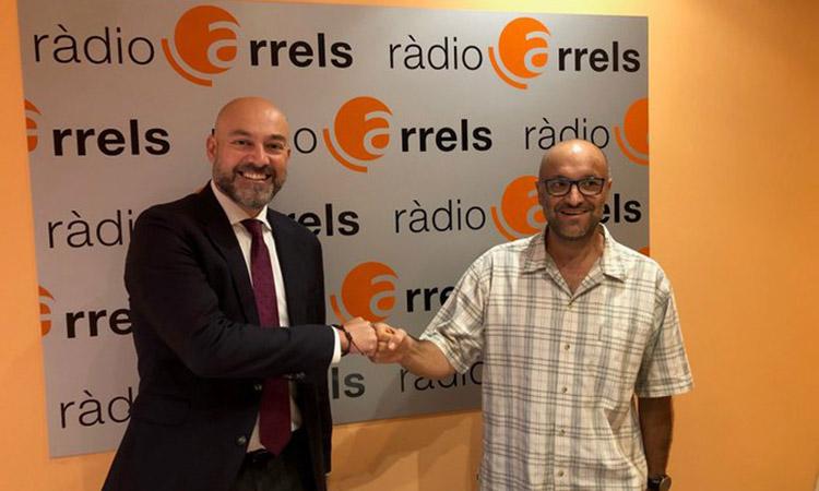Catalunya Ràdio oferirà les retransmissions de rugbi de Ràdio Arrels