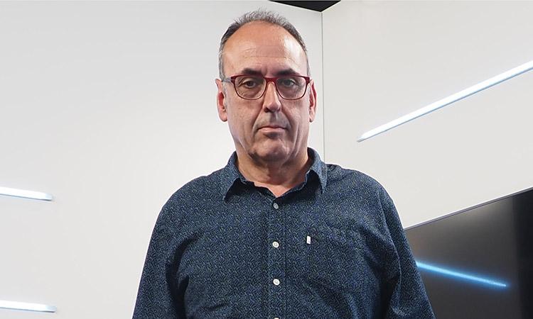 """Víctor Merencio: """"Els continguts determinen l'edat de l'audiència dels mitjans"""""""